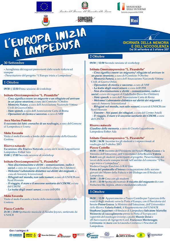 Locandina_Programma_EuropaLampedusa