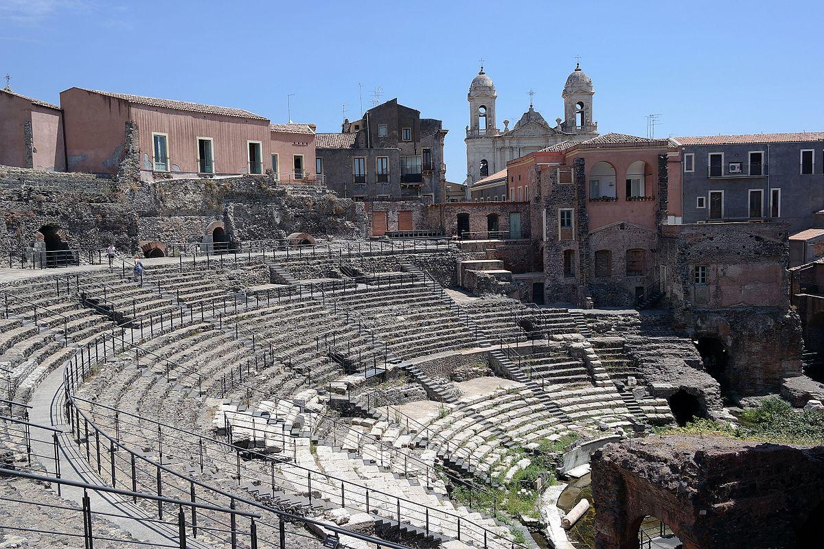 Catania_-_Teatro_Romano_04