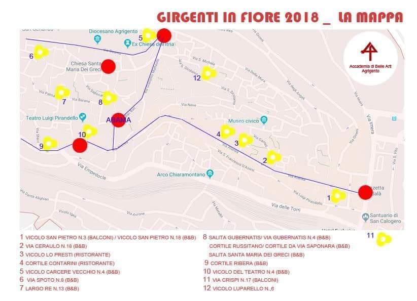 mappa_Girgenti_in_fiore