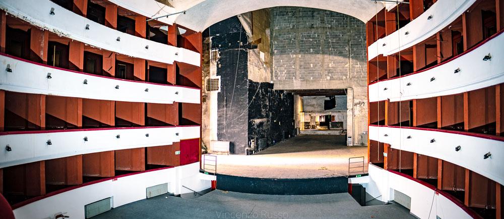 real teatro bellini di palermo - foto vincenzo russo - terradamare