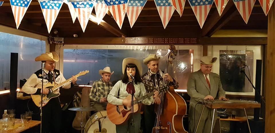 rockin bonnie western bound combo - retro fest