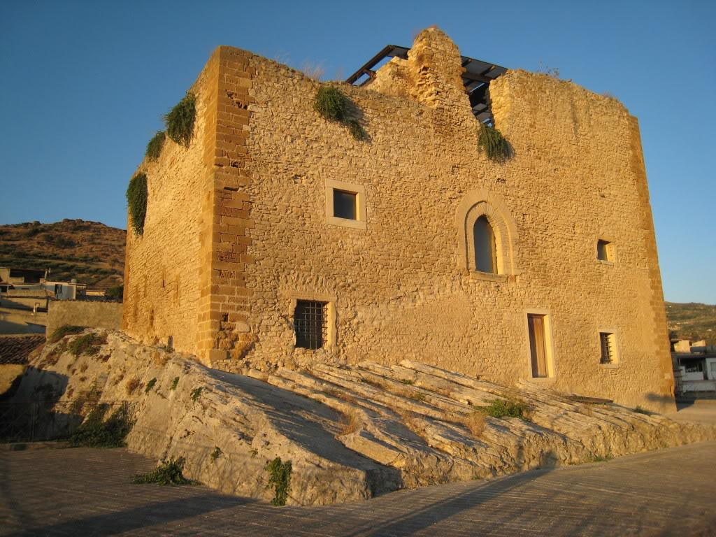Castello di Burgio - Autunno sui Sicani
