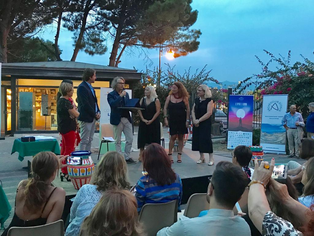 PREMIO ClA, 3 al centro Luigi Nifosì